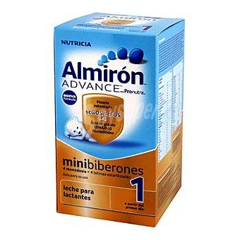 Almirón Nutricia Minibiberones 1 inicio 280 ml
