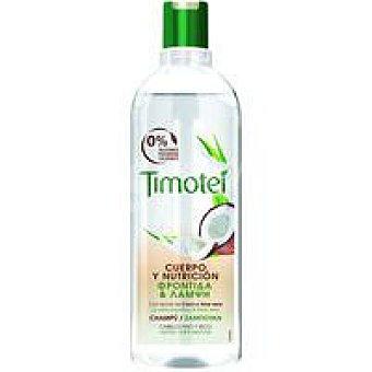 Timotei Champú cuerpo&nutrición Bote 400 ml