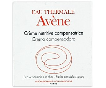 Avène Crema compensadora pieles sensibles secas 50 Mililitros