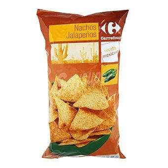 Carrefour Nachos sabor jalapeños Carrefour 200 g