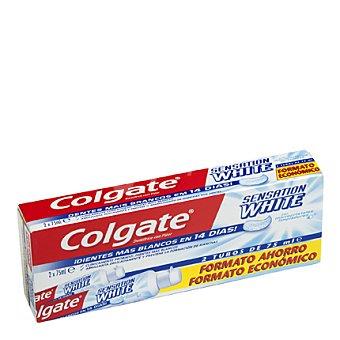 Colgate Dentífrico Sensation Blanqueador Tubo Duplo Pack 2x75 ml