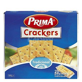 Prima Crackers tradicionales 500 gr