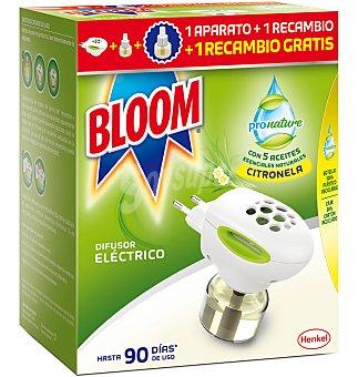 Bloom APARATO+2 recambios pronature 1 unidad