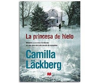 DeBolsillo La princesa de hielo, camilla lackberg, libro de bolsillo, género: novela negra, editorial Descuento ya incluido en pvp. PVP anterior