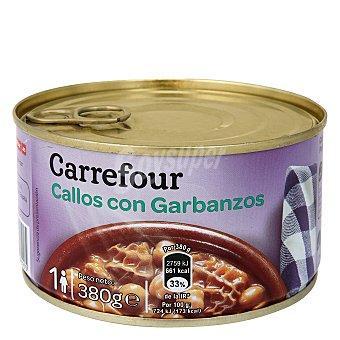 Carrefour Callos con garbanzos 380 g