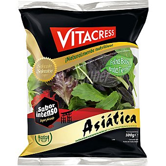 Vitacress Ensalada Asiática Bolsa 100 g