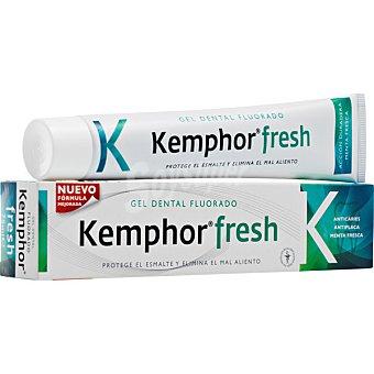 Kemphor Pasta dentífrica gel Extra Fresh fluorado Tubo 75 ml