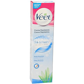 Veet Crema depilatoria piel sensible 200 ml