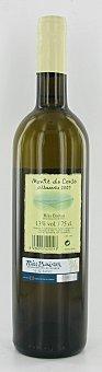 Monte do Couso Vino Blanco de las Riax Baixas Botella 75 Centilitros