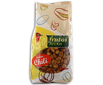 Auchan Maíz frito con sabor a chili 150 gramos