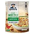 Cereales sin azúcar oat muesli con frutos secos y semillas 600 g Quaker