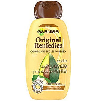 Champu o.remedies aguac/karite 250 ML