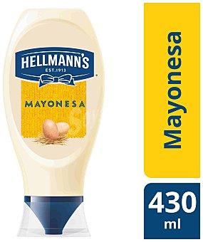 Hellmann's Mayonesa bocabajo 430 ML