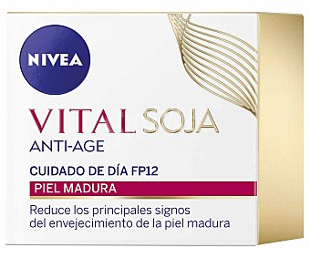 NIVEA VITAL Crema Triple Acción Soja 1 Unidad
