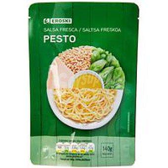 Eroski Salsa Pesto Sobre 140 g