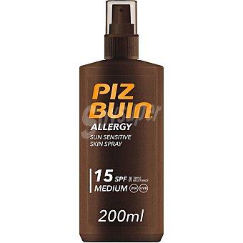 Piz buin Allergy protector solar SPF-15 Spray 200 ml