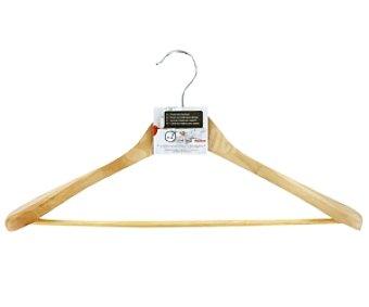 Auchan Percha madera para abrigos 1 Unidad