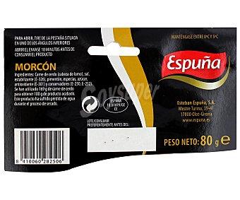 Espuña Morcón en Lonchas 80 Gramos