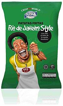 V. VIDAL Patatas fritas Río de Janeiro Style Bolsa 120 g