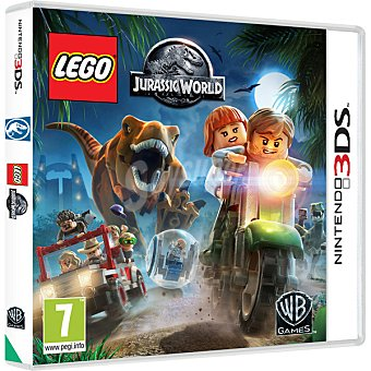 NINTENDO Videojuego Lego Jurassic World para 3DS 1 Unidad