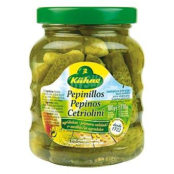 Kühne Pepinillos agridulces 110 g