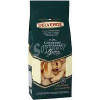 DELVERDE Pasta Conchiglioni Paquete 500 g