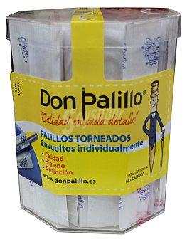 Don Palillo Palillos redondos dosificador Bote 120 u