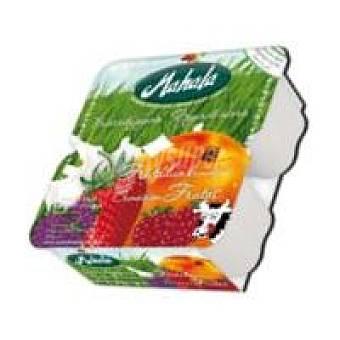 Mahala Yogur con frutas Pack 4x125 g