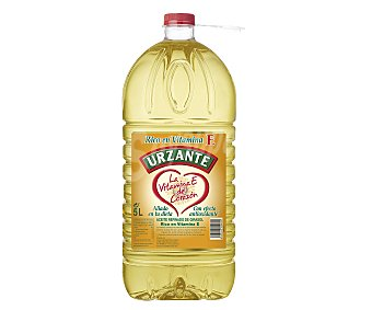 Urzante Aceite de girasol 5 l
