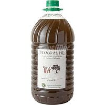 Ecolomar Aceite de oli. virgen extra ecológico Garrafa 5 litro