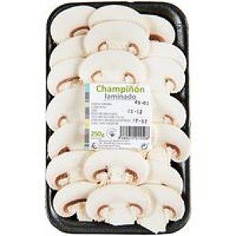 Champiñón laminado Bandeja 250 g