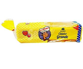 Los Compadres Pan de Molde Americano Grande 675 Gramos