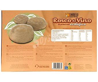 E. MORENO Eco Roscos de vino de producción ecológica e.moreno 300 gramos