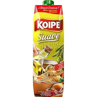 KOIPE Suave Aceite de oliva 0,4º Brik 1 l