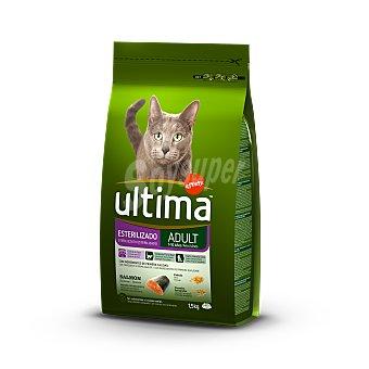 Ultima Affinity Alimento gatos ultima health esterilizados salmón 1,5 kg