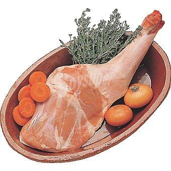 Mallorquín Cordero lechal paletilla entera para asar pieza peso aproximado 600 g