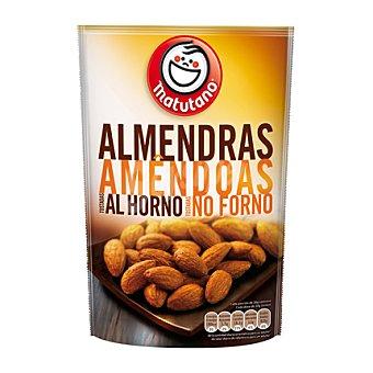 Matutano Almendra tostada con sal sin piel 105 g