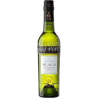 Tío Pepe Fino seco botella 37,5 cl