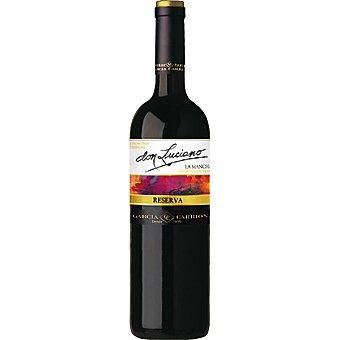 Don Luciano Vino tinto reserva D.O. La Mancha botella 75 cl 75 cl