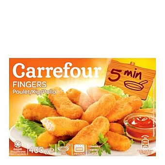 Carrefour Fingers de Pollo 400 g