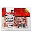 Tiras de bacon ahumado natural 200 G 200 g Monells
