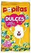 Palomitas de maíz dulces y de colores para microondas de Borges Paquete de 100 g Popitas Borges