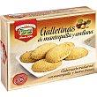 Galletas de mantequilla y avellanas paquete 350 g paquete 350 g La luarquesa