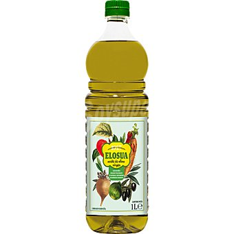 Elosua Aceite de oliva virgen Botella 1 l