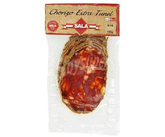 Sala Riera Chorizo Extra Túnel en Lonchas 150g