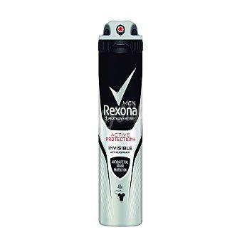Rexona Desodorante Men invisible motion sense active protección+ anti-transpirant Spray 200 ml