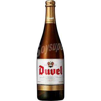 DUVEL Cerveza rubia belga  botella 75 cl