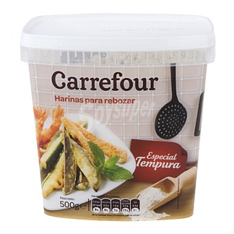Carrefour Harina especial tempura 500 g