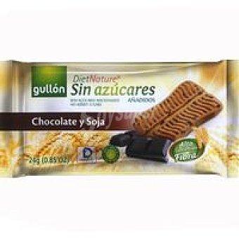 Gullón Galleta de choco-soja Lc 1 unid