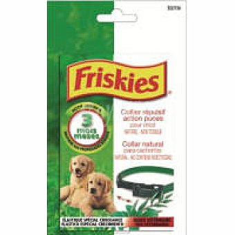 Nestlé Collar antiparásitos herbal cachorro Pack 1 unid